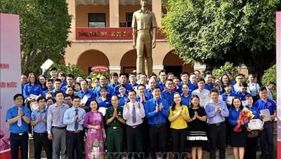 TP Hồ Chí Minh: Tuyên dương thanh niên tiên tiến làm theo lời Bác