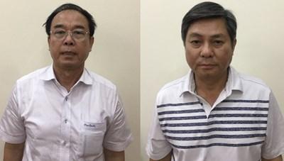 Sai phạm của nguyên Phó Chủ tịch UBND TP HCM Nguyễn Thành Tài và đồng phạm: Trả hồ sơ, điều tra bổ sung
