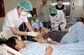 Hơn 25.000 ca mắc sốt xuất huyết tính từ đầu năm