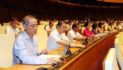 Quốc hội thông qua Nghị quyết phê chuẩn Hiệp định EVFTA