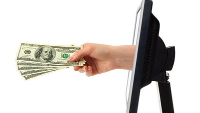 Rủi ro vay tiền qua mạng