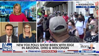 Fox News xin lỗi vì đưa tin 'vô cảm' về các vụ tấn công người da màu