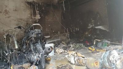 TP Hồ Chí Minh: Điều tra vụ cháy làm 3 người tử vong