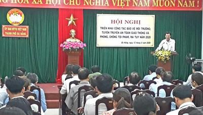 Đà Nẵng: Giảm từ 5 đến 10% số vụ tai nạn giao thông so với năm 2019