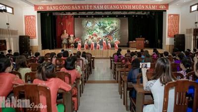 Thanh Liêm (Hà Nam): 5,4 tỷ đồng xã hội hóa xây dựng trường mầm non