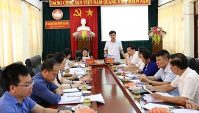 Ninh Bình: Không có biểu hiện trục lợi chính sách hỗ trợ dịch Covid-19