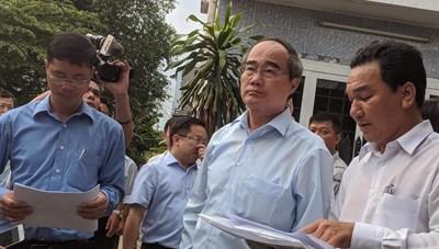 TP Hồ Chí Minh: Nhiều sai phạm xảy ra trong lĩnh vực đất đai, xây dựng