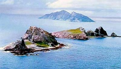 Tàu Nhật Bản phát lệnh cảnh báo tàu Trung Quốc gần Senkaku/Điếu Ngư