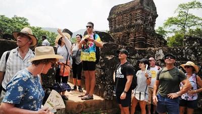 Quảng Nam: Di tích Mỹ sơn giảm giá vé tham quan từ 1/6