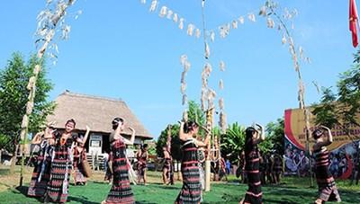 'Ngày hội gia đình' tại Làng Văn hóa - Du lịch các dân tộc Việt Nam