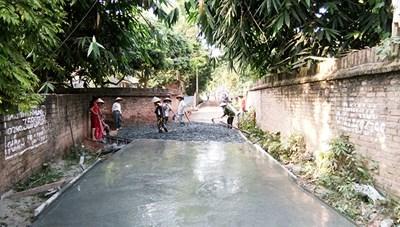 Tân Yên (Bắc Giang): Đổi thay từ nông thôn mới