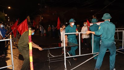 Bắc Ninh: Không được chủ quan sau khi giảm mức độ giãn cách xã hội