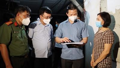 Bắc Ninh: Triển khai cách ly y tế cho các trường hợp F1 tại nhà
