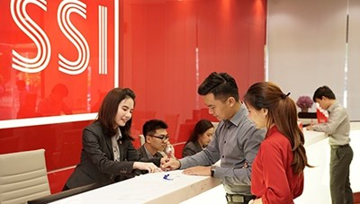 Công ty chứng khoán SSI năm thứ 7 liên tiếp dẫn đầu về thị phần