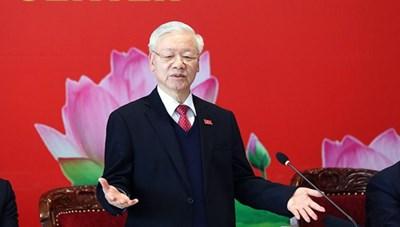 Tổng Bí thư, Chủ tịch nước: Công cuộc chống tham nhũng không ngừng, không nghỉ