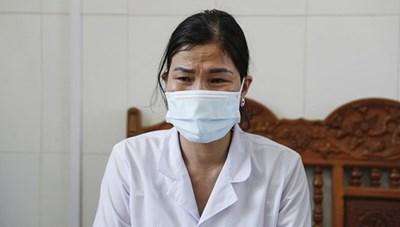 Tâm sự xúc động của một nhân viên trạm y tế thị trấn Yên Lạc, Vĩnh Phúc