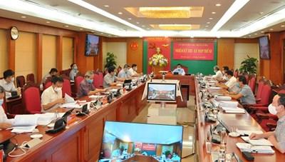 Kỷ luật nhiều sĩ quan liên quan đến vi phạm tại BCH Quân sự tỉnh Bạc Liêu