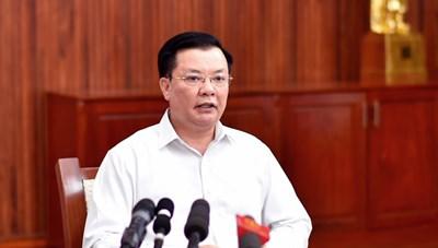 Bí thư Thành uỷ Hà Nội: Giữ vững thành quả, kiên trì bảo vệ từng 'pháo đài' chống dịch