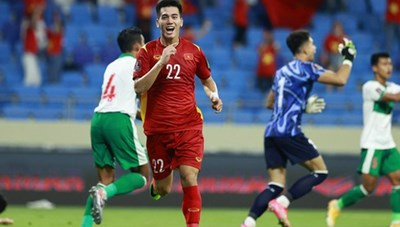 Việt Nam thắng Indonesia 4-0