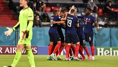 EURO 2020: Pháp - Đức (1-0): Gà trống Gaulois cất cao tiếng gáy