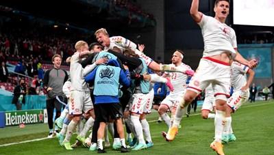 Cục diện bảng B EURO 2020: Thắng Nga giòn giã, Đan Mạch theo Bỉ vào vòng 2