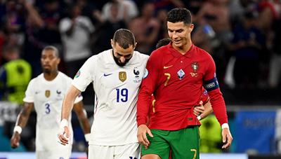 Bảng F sau loạt đấu súng: Pháp, Đức và Bồ Đào Nha dắt tay nhau đi tiếp