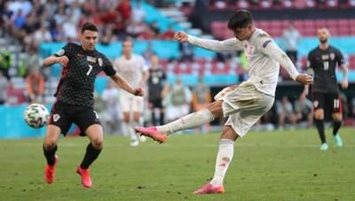 [VIDEO] Tây Ban Nha (5-3) Croatia: Mãn nhãn với bữa tiệc bàn thắng