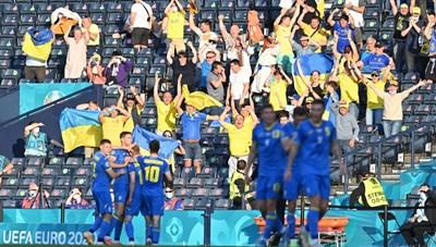 Giành vé cuối cùng vào tứ kết, Ukraine có tạo nên bất ngờ tại EURO 2020?