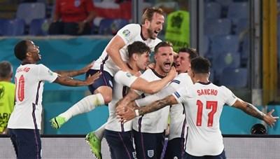 Đại thắng Ukraine (4-0), đội tuyển Anh mơ về trận chung kết