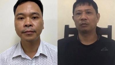 Bắt giam anh trai của Tổng Giám đốc Công ty Nhật Cường