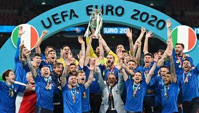 Chung kết EURO 2020: Tuyển Ý đăng quang ngay trên sân Wembley