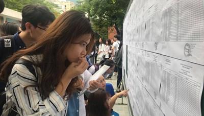 Hà Nội: Công bố 143 điểm thi tốt nghiệp THPT năm 2020