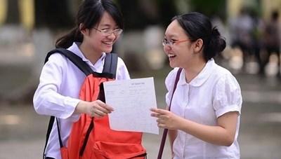 Hà Nội công bố đáp án, thang điểm các bài thi tuyển sinh vào lớp 10