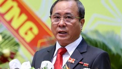 Bộ Công an bắt giam nguyên Bí thư Tỉnh ủy Bình Dương Trần Văn Nam