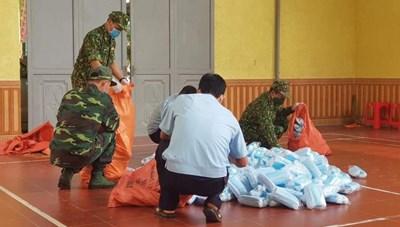 Quảng Nam: Phát hiện nhiều thiết bị vật tư y tế không rõ nguồn gốc