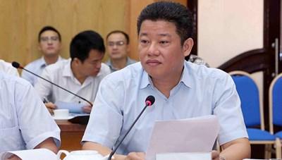 Kỷ luật khiển trách ông Nguyễn Mạnh Quyền, Phó Chủ tịch UBND TP Hà Nội
