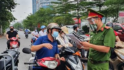 Chính phủ yêu cầu: TP HCM kiểm soát dịch trước 15/9, Hà Nội trước 25/8