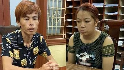 Lộ mặt kẻ bắt cóc bé trai ở Bắc Ninh