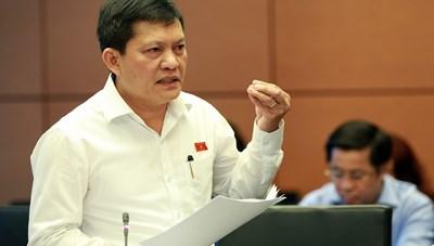 'Không có báo cáo nào của đại biểu Phạm Phú Quốc về việc có 2 quốc tịch'