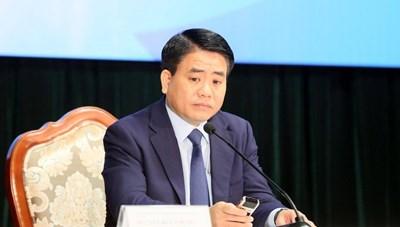 Khởi tố, bắt giam ông Nguyễn Đức Chung