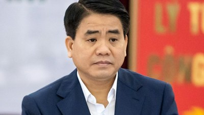Chủ tịch Hà Nội liên quan đến chiếm đoạt tài liệu mật vụ Nhật Cường