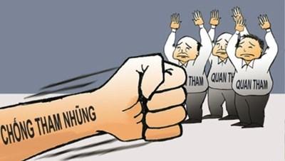 Nêu cao trách nhiệm trong đấu tranh chống tham nhũng