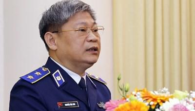 Cách chức Tư lệnh và nhiều tướng lĩnh Cảnh sát biển