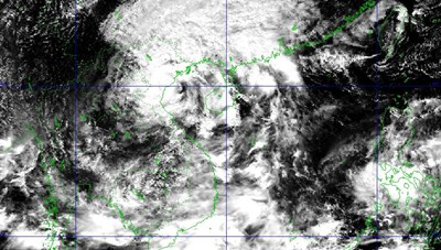 Miền Bắc có nơi mưa rất to, trên 400 mm/đợt