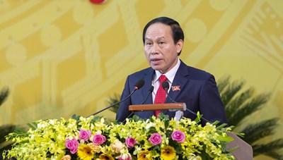Ông Lê Tiến Châu tái cử Bí thư Tỉnh ủy Hậu Giang