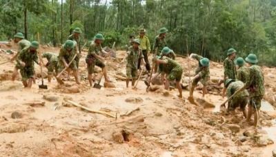Cấp Bằng 'Tổ quốc ghi công' cho 13 Liệt sĩ hy sinh tại Rào Trăng 3