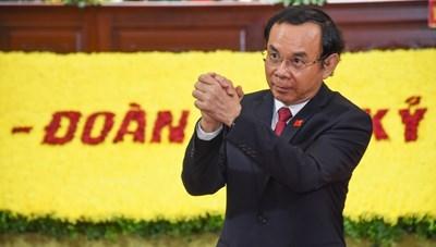Ông Nguyễn Văn Nên được bầu làm Bí thư Thành ủy TP HCM