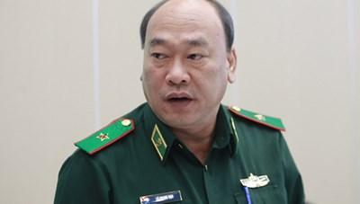 Tướng Biên phòng làm Tư lệnh Cảnh sát biển Việt Nam