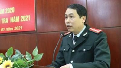 Tạm đình chỉ công tác Chánh Thanh tra tỉnh Lào Cai Đàm Quang Vinh