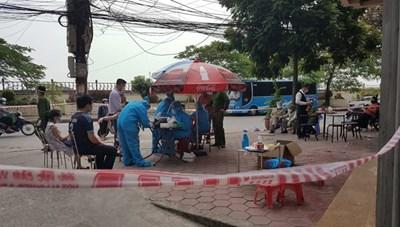 Ổ dịch mới ở TP Nam Định: Toàn bộ học sinh dừng đến trường